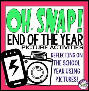 END OF THE YEAR ACTIVITY: Sharing Memories In Images