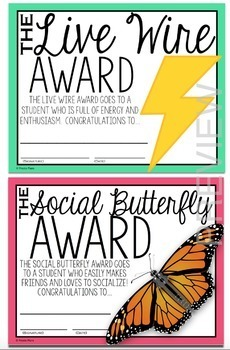 END OF THE YEAR AWARDS: IDIOM EDITION