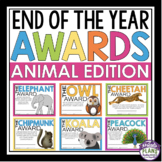 END OF THE YEAR AWARDS: ANIMAL EDITION