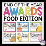 END OF THE YEAR AWARDS: FOOD EDITION