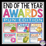 END OF THE YEAR AWARDS: PUN EDITION