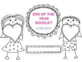 END OF THE YEAR BOOKLET 2016 2017