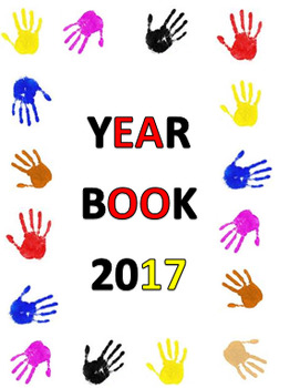 END OF THE YEAR EDITABLE YEAR BOOK