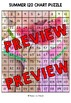 END OF YEAR ACTIVITY MATH FIRST GRADE (SUMMER 120 CHART MYSTERY PICTURE PUZZLE)