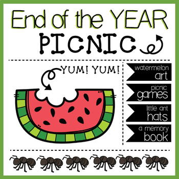 END OF THE YEAR PICNIC: A DAY FULL OF FUN!