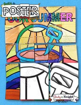 END OF THE YEAR, SUMMER BUCKET LIST, COLLABORATIVE POSTER, AND WRITING ACTIVITY