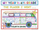EOY END OF THE YEAR TRAVELS for 5th FIFTH GRADE Design Activities