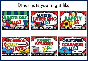 END OF YEAR ACTIVITIES (END OF YEAR CRAFT) GRADUATION HAT TEMPLATES