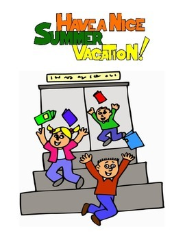 END OF YEAR ACTIVITIES (GRADES 2 - 4)