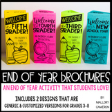 END OF YEAR Brochures