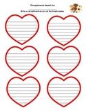 Valentine's Day- COMPLIMENT MINI-BOOK KEEPSAKE