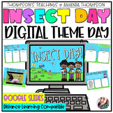 VIRTUAL DIGITAL THEME DAY | Google Slides | Distance Learning
