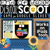 END OF YEAR GOOGLE SLIDES DIGITAL SCOOT
