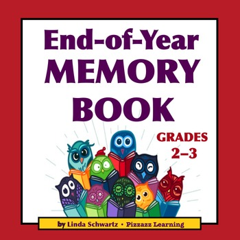 FUN END OF YEAR MEMORY BOOK U2022 Grade 3