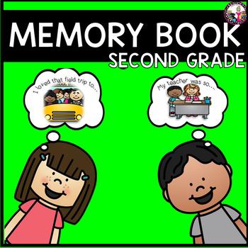 2nd Grade Memory Book!