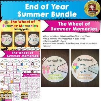 END OF YEAR/SUMMER FUN BUNDLE