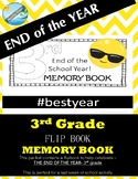 END of the YEAR- Memory flip book (3rd grade)