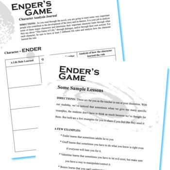 enders online game valentines examination essay