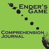 ENDER'S GAME - Comprehension Journal