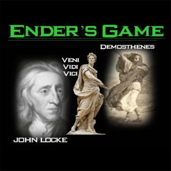 ENDER'S GAME Locke, Demosthenes, Veni Vidi Vici - PowerPoint
