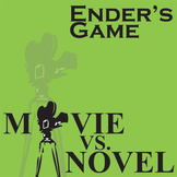ENDER'S GAME Movie vs. Novel Comparison