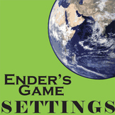 ENDER'S GAME Setting Analyzer - Physical & Emotional