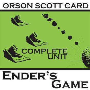 ENDER'S GAME Unit - Novel Study Bundle (by Orson Scott Card) - Literature Guide