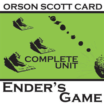 ENDER'S GAME Unit Novel Study (by Orson Scott Card) - Lite