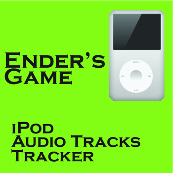 ENDER'S GAME iPod Audio Tracts Tracker