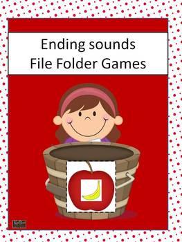 ENDING SOUND FILE FOLDER GAME