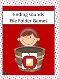 File folder Game ending sound
