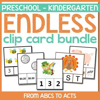 ENDLESS Clip Card Bundle