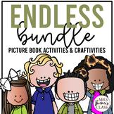 ENDLESS Picture Book Study Bundle   Book Studies & Craftiv