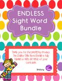 Sight Word Bundle ENDLESS