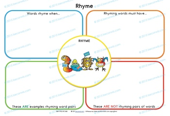 ENDS, BLENDS AND RHYME