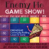ENEMY PIE by Derek Munson *Friendship Lesson & Game on Mak