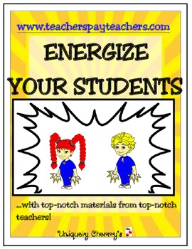 ENERGIZE YOUR STUDENTS