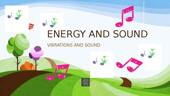 ENERGY AND SOUND