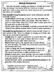 ENERGY RESOURCES Differentiated Science Passages: ENERGY SERIES