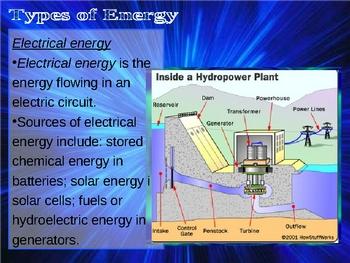 ENERGY UNIT POWERPOINT