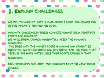 ENGAGE All Your Students: How To Play Survivor in Your Class