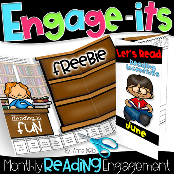 ENGAGE-ITS™ FREEBIE