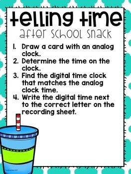 ~Eureka Math Centers~3rd Grade (Module 2)