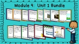 ENGAGE NY 3rd Grade Expeditionary Learning Module 4:  Unit 1 BUNDLE
