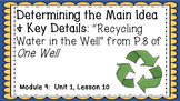 ENGAGE NY EL 3rd grade Module 4:  Unit1, Lesson 10 PowerPoint