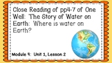 ENGAGE NY EL 3rd grade Module 4:  Unit1, Lesson 2 PowerPoint