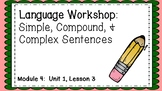 ENGAGE NY EL 3rd grade Module 4:  Unit1, Lesson 3 PowerPoint