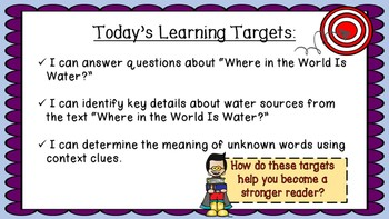 ENGAGE NY EL 3rd grade Module 4:  Unit1, Lesson 4 PowerPoint