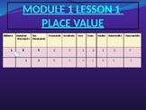 ENGAGE NY GRADE 5 MODULE 1 LESSON 1