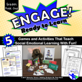 ENGAGE! – Ready to Learn- PreK-2 Games and Activities for Executive Functioning